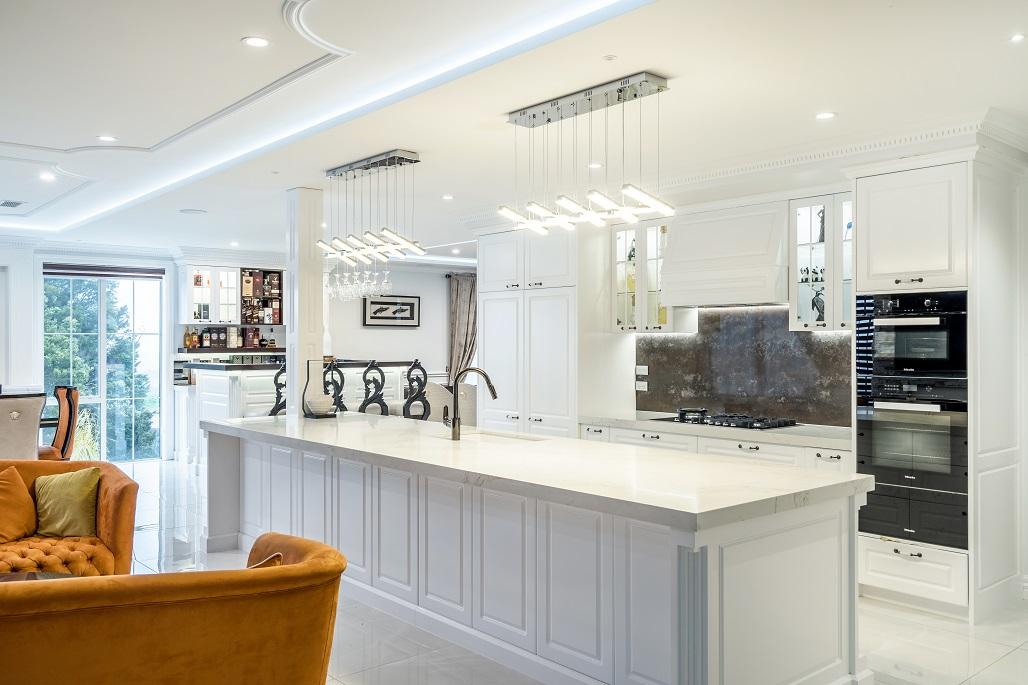 Classic Kitchen Design Flat Bush